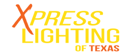 Xpress Lighting of Texas Logo